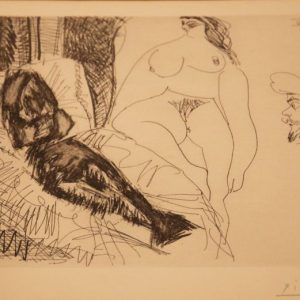 Pablo Picasso - Zink on Paper